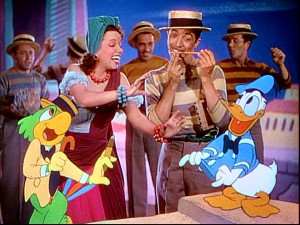 The Three Caballeros (1944) Discussion