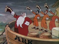 Father Noah's Ark © Walt Disney
