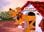 Pluto's Blue Note © Walt Disney