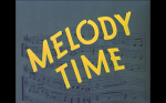Melody Time © Walt Disney