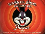 Bugs Bunny opening card © Warner Brothers