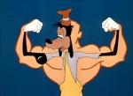 Goofy Gymnastics © Walt Disney