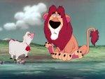Lambert, the Sheepish Lion © Walt Disney