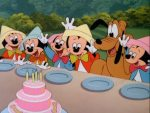 Pluto's Party © Walt Disney