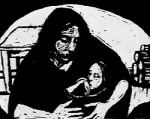 Death and the Mother © Ruth Lingford