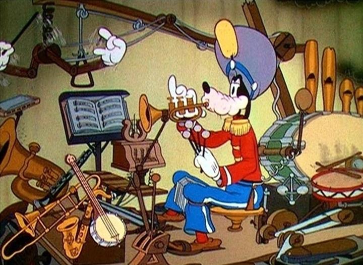 Mickey's Amateurs © Walt Disney