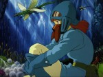 Nausicaä of the Valley of the Wind © Ghibli Studios