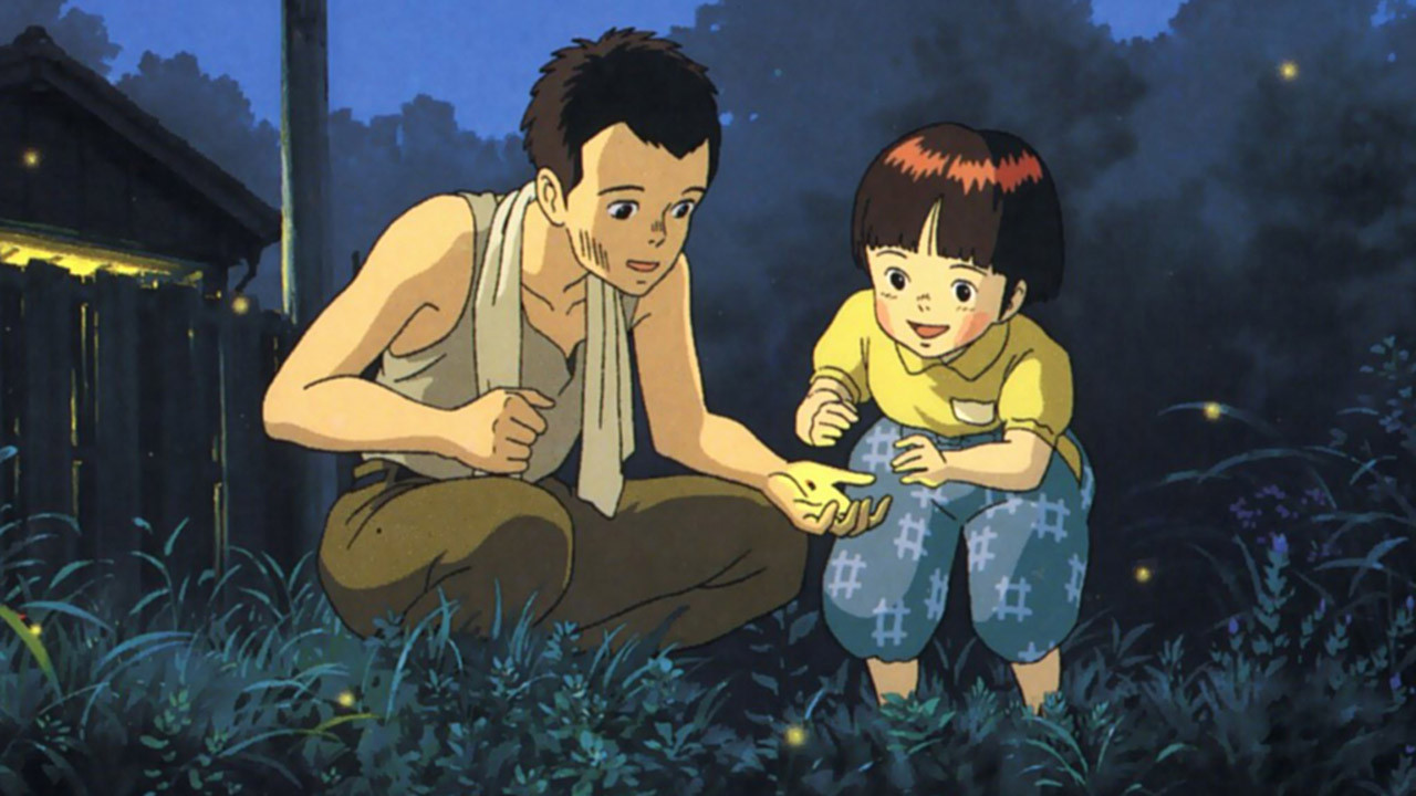 火垂るの墓 Grave Of The Fireflies Dr Grobs Animation Review