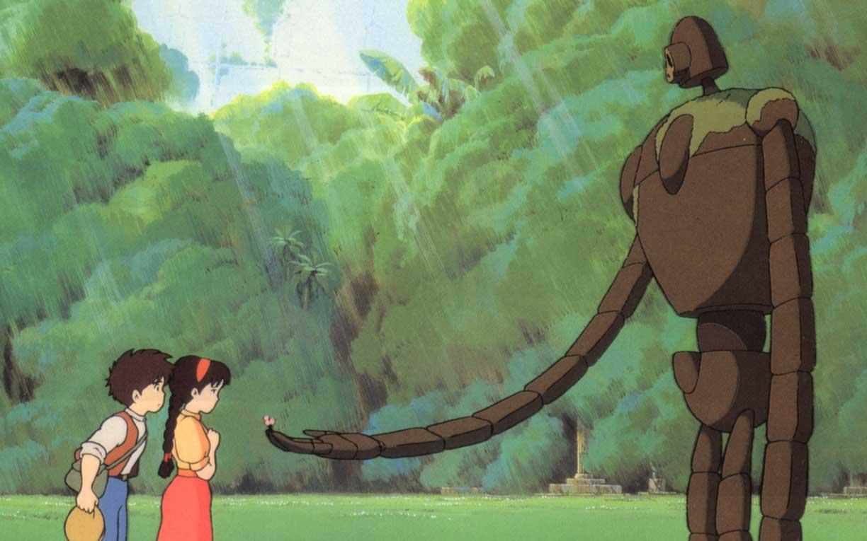 Laputa: Castle in the Sky | Ghibli Wiki | Fandom