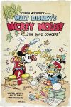 The Band Concert poster © Walt Disney