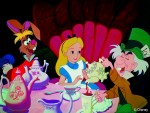 Alice in Wonderland © Walt Disney