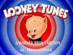 Porky Pig title card © Warner Bros.