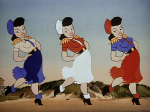The Boogie Woogie Bugle Boy of Company B © Walter Lantz