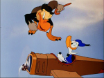 Flying Jalopy © Walt Disney