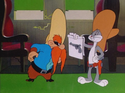 Hare Trigger © Warner Bros.