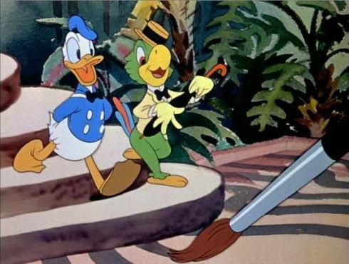Saludos Amigos © Walt Disney