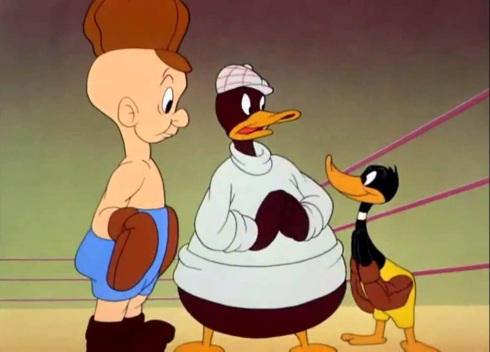 To Duck or not to Duck © Warner Bros.