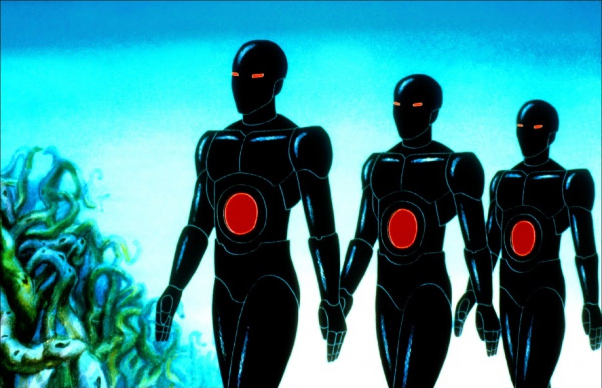 Gandahar Dr Grob S Animation Review