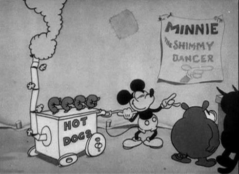 The Karnival Kid © Walt Disney