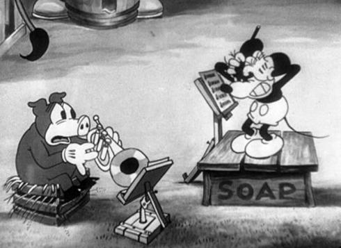 The Barnyard Concert © Walt Disney