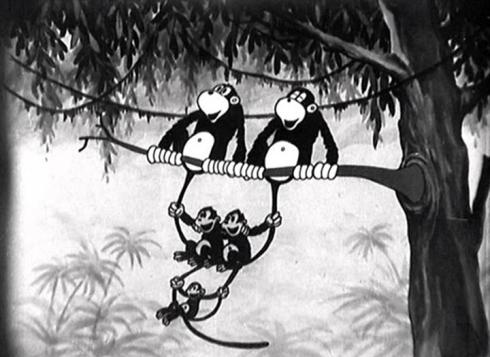 Monkey Melodies © Walt Disney