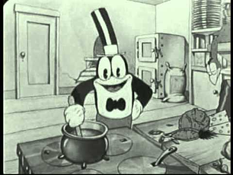 The Soup Song © Ub Iwerks