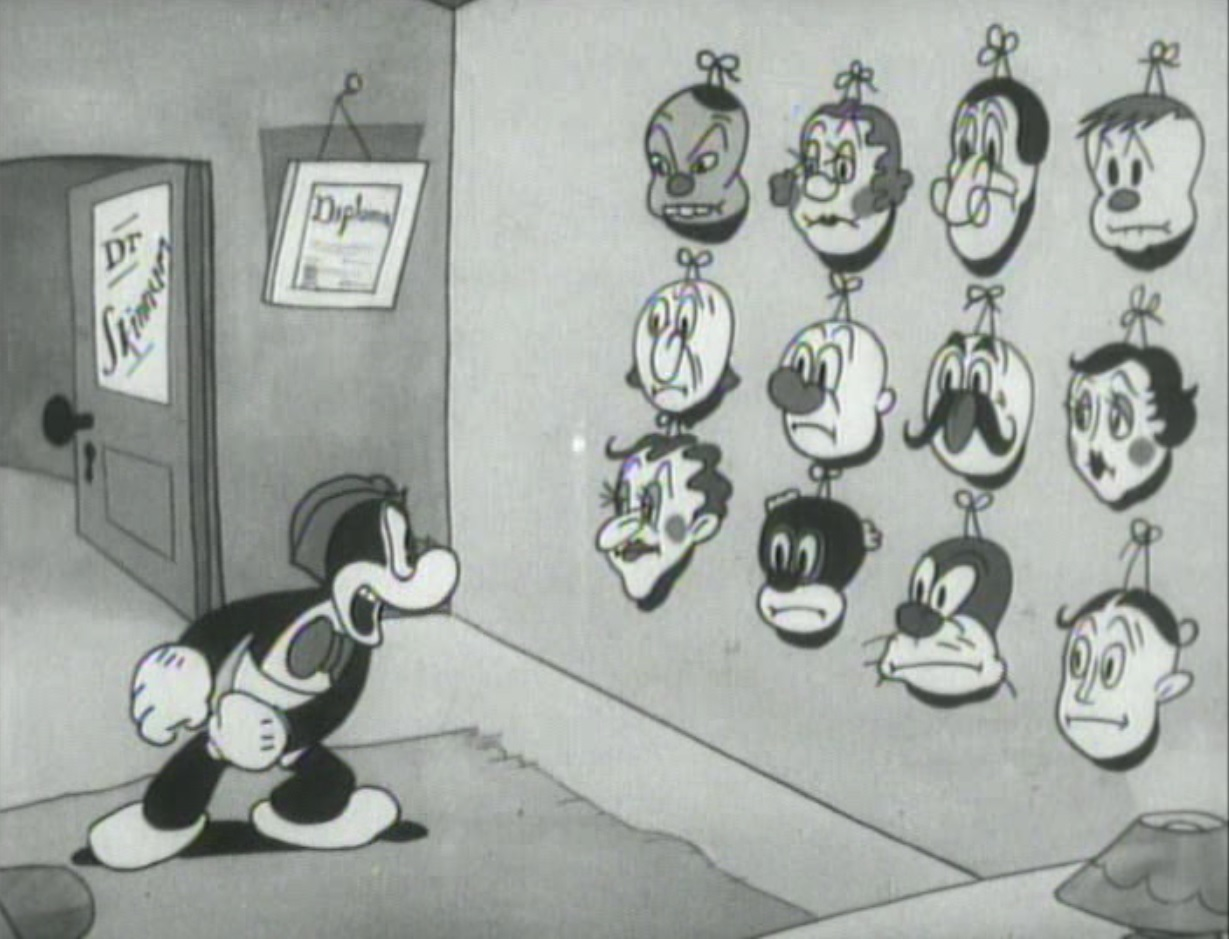 Funny Face Ub Iwerks Dr Grobs Animation Review