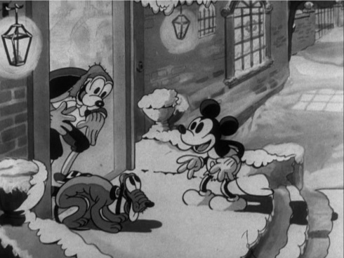 Mickey's Good Deed © Walt Disney