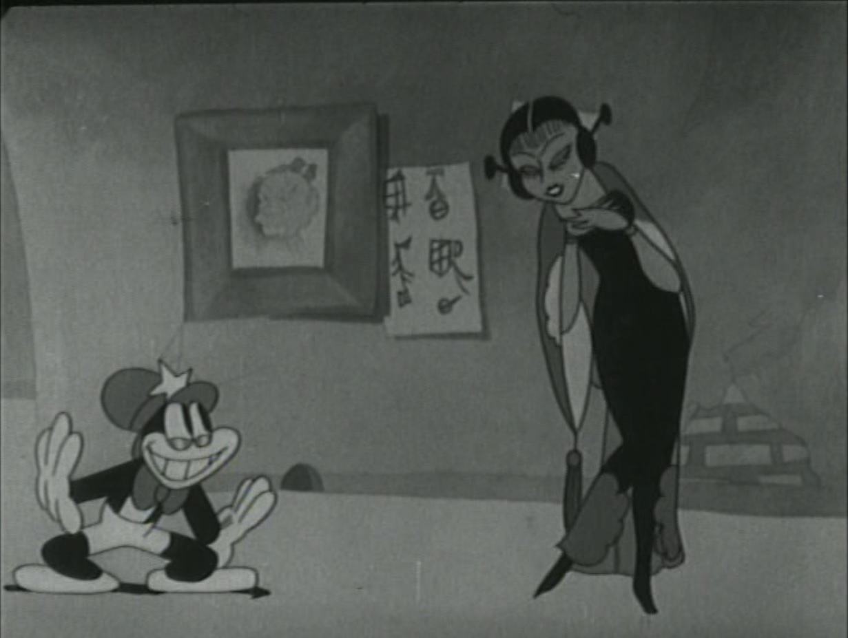 Chinamans Chance Ub Iwerks Dr Grobs Animation Review