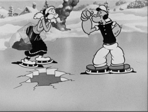 Seasin's Greetinks! © Max Fleischer