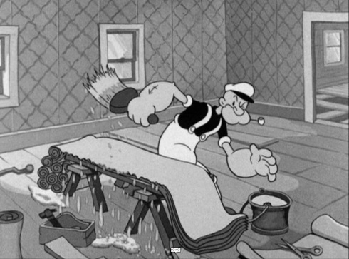 The House Builder Upper © Max Fleischer