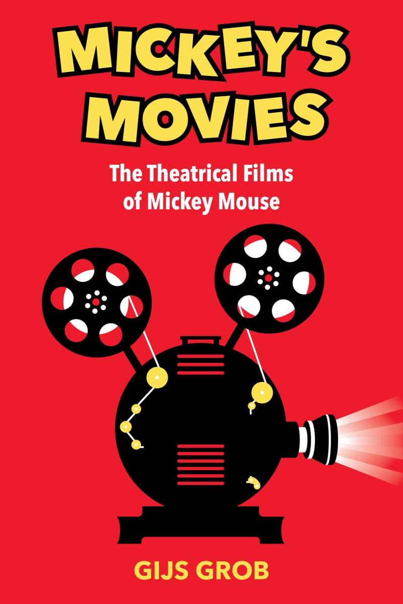 My book 'Mickey's Movies'