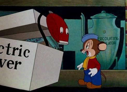 Naughty But Mice © Warner Bros.