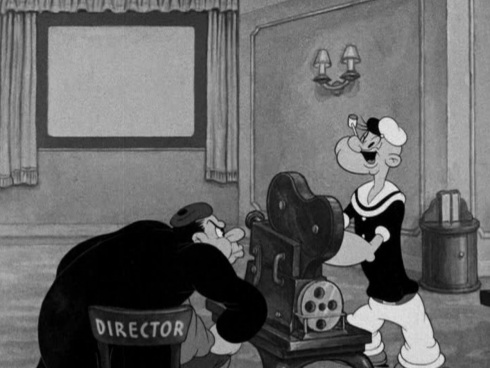 Doing Impossikible Stunts © Max Fleischer