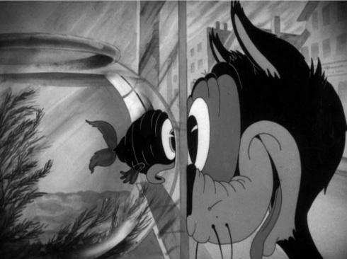 Porky's Poor Fish © Warner Bros.