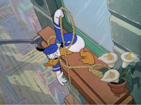 Window Cleaners © Walt Disney
