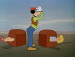 Baggage Buster © Walt Disney