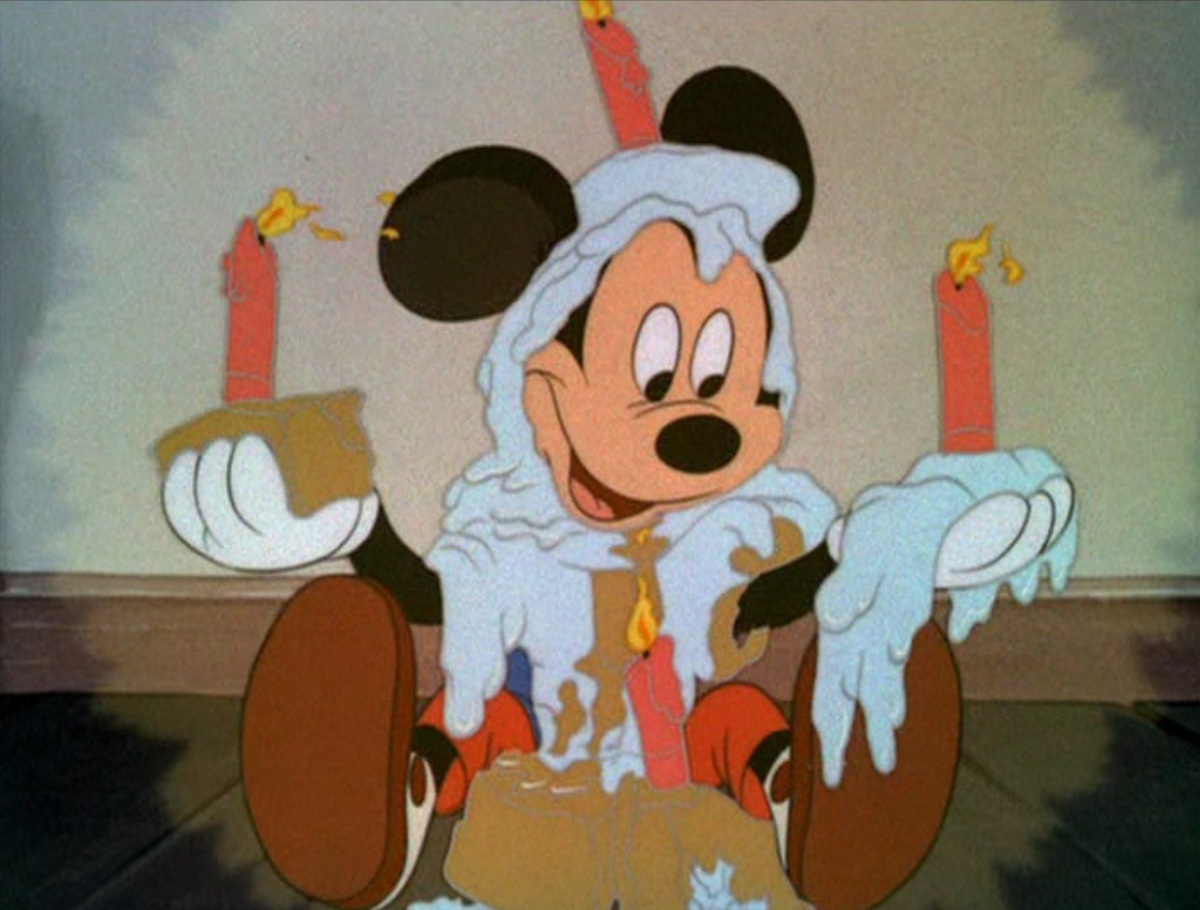Happy 90th Birthday Mickey Mouse!
