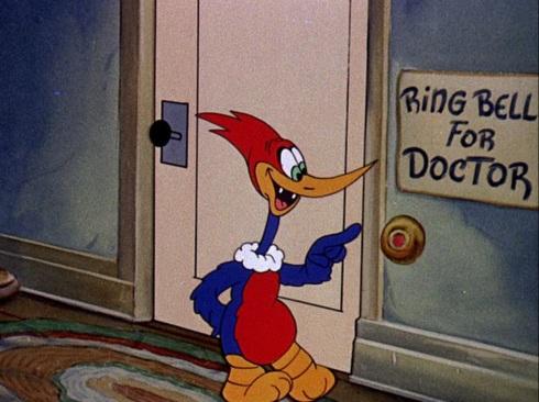 Woody Woodpecker © Walter Lantz