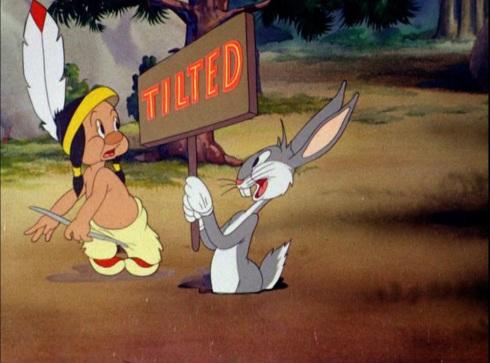 hiawatha's rabbit hunt © warner bros.