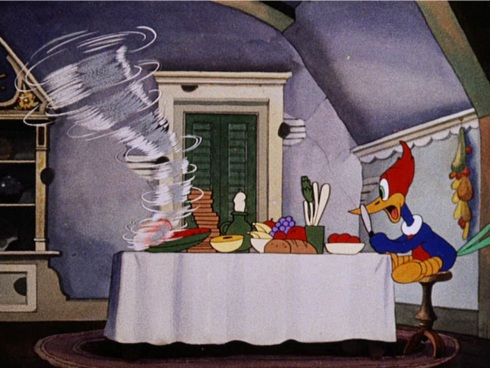 what's cookin' © walter lantz