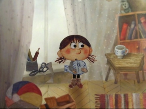 The Tiny Fish © Soyuzmultfilm