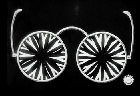 Les lunettes feériques © Émile Cohl