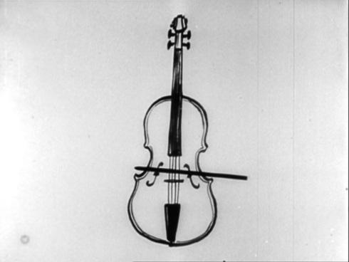La musicomanie © Émile Cohl