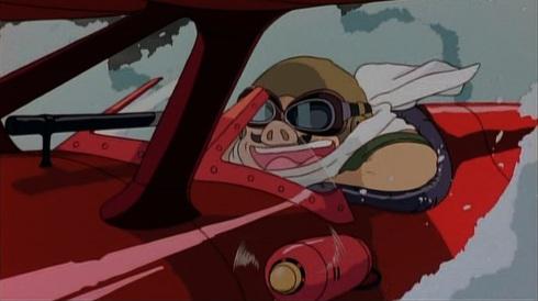 Porco Rosso © Studio Ghibli