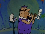 Hot Lips Hannigan © Hanna-Barbera