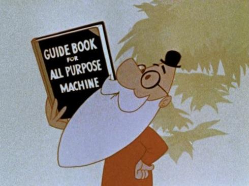 The All-Purpose Machine © Toonder Studios