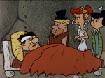 The Flintstone Flyer © Hanna-Barbera