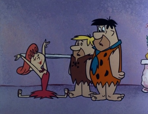 Arthur Quarry's Dance Class © Hanna-Barbera