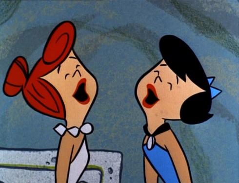 The Sweepstakes Ticket © Hanna-Barbera